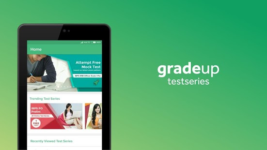 Gradeup Online Test Series Review