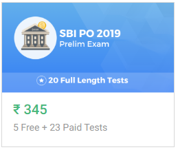 GRADEUP SBI PO TEST SERIES REVIEW